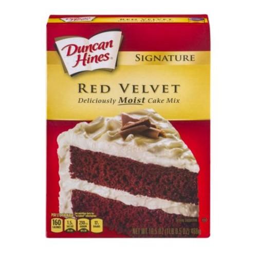 Duncan Hines Sour Cream Chocolate Cake Mix