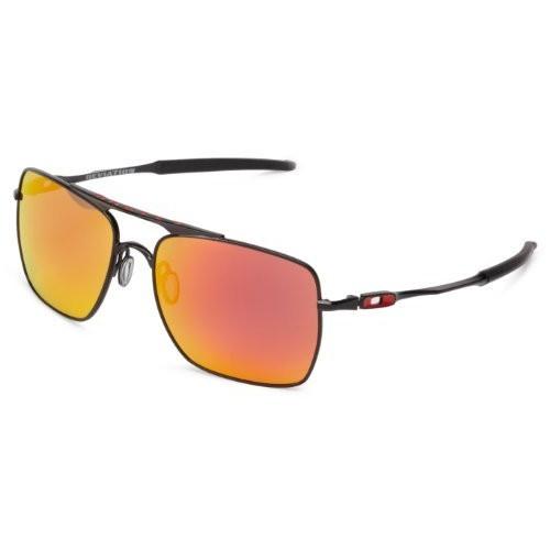 Gafas Oakley Desviación OO4061 Iridium Gafas de sol cuadradas Marco Negro  Pulido   lente rojo, un ta - 6019176 - Kiero.co 34f0d3302e