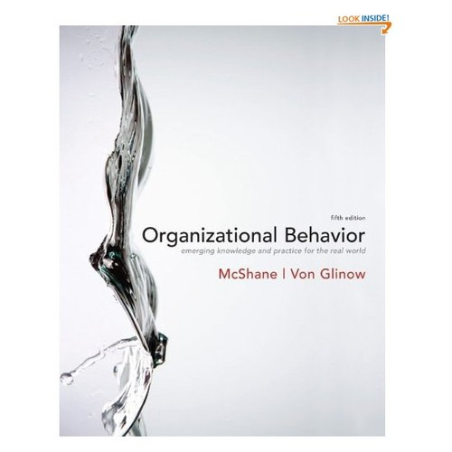 kinicki and kreitner organization behavior 9 10 11 Name: organizational behavior author: kreitner kinicki edition: 10th isbn-10: 0078029368.
