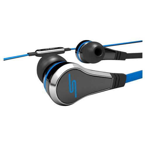SMS Audio - STREET by 50 Sport Earbud Headphones - Black