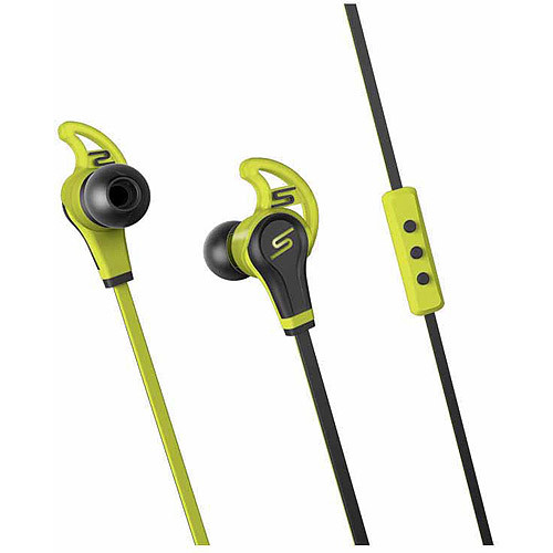 SMS Audio Street by 50 Wired In-Ear Sport - Yellow