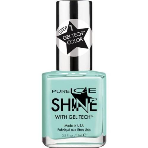 Pure Ice Shine with Gel Tech Nail Polish, Take a Glint, 0.5 fl oz