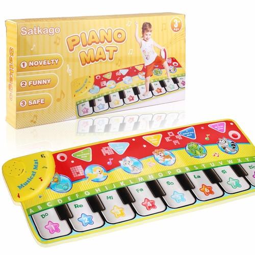Blesiya Wooden Crochet Bead Animal Bracelet Teether Ring Kid Grasping Toy Gifts