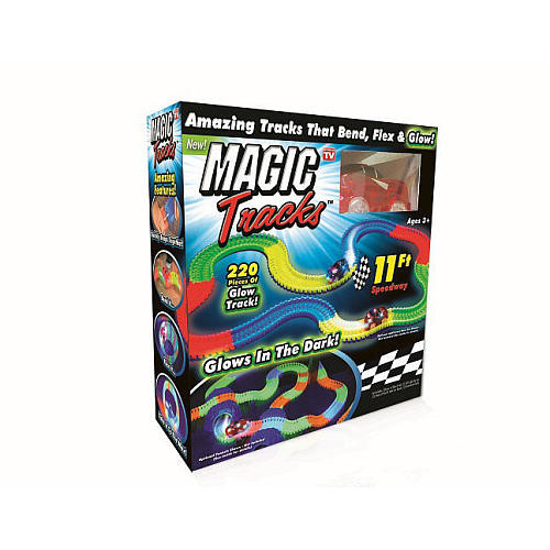 Ontel Product Magic Tracks - TV Amazing Tracks That Bend
