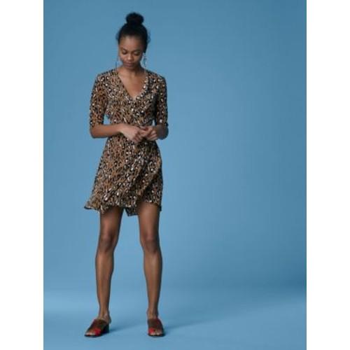 85af977116745 TrendBrew   Diane von Furstenberg   Savilla Woven Wrap Dress