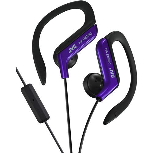 JVC HAEBR80A Sports Clip Headphones