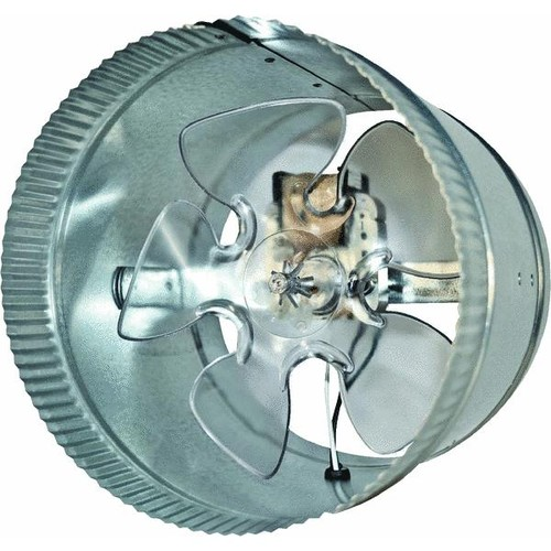 Suncourt In-Line Duct Air Booster Fan - DB208C
